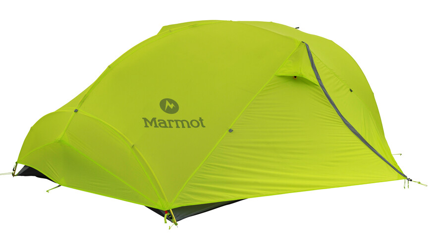 Marmot Force 3P tent groen